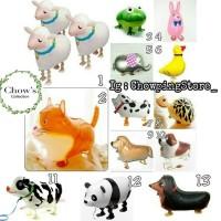 Jual (Sale) Balon Foil Air Walker Animal / Airwalker Binatang / Hewan Lucu Murah