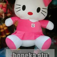 Jual boneka hello kitty/hk/hello kity/helo kity super jumbo/big/besar/gede Murah