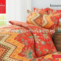 Bed Cover + Sprei Batik Carmina Kusuma Ayu