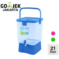 Water Dispenser Montana 21 Liter - Maspion