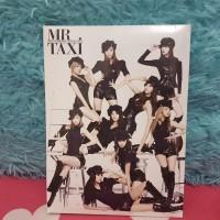 Jual CD KPOP K-POP  GIRLS GENERATION SNSD MR TAXI VOL 3 ALBUM KOREAN VER Murah