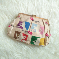 The Balm Make Up Pouch Dompet Kosmetik Kemasan