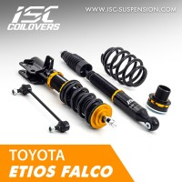 Coilover Toyota Etios Falco Merk ISC