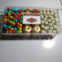Coklat Lagie Toples Sekat 3 C Original