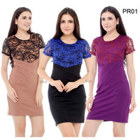 Dress pesta dress seksi gaun malam murah