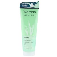 Info Wardah Hydrating Aloe Vera Gel Katalog.or.id