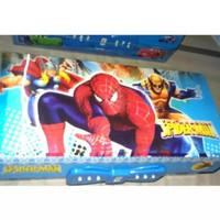 Tempat Pensil Spiderman 3 Dimensi