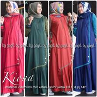 Gamis/dress kiona by gagil ori