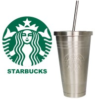Harga starbucks tumber 16oz 473ml with straw stainless limited offer | DEMO GRABTAG