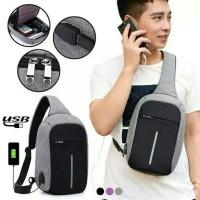 Tas Pria Waist Bag Tas Slempang Gear Bag Army 7111