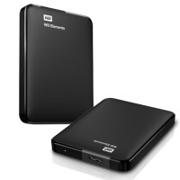 WD Elements 1TB HD HDD Hardisk Harddisk External Eksternal Element