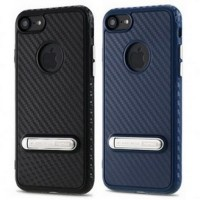 Remax Gridchic Stand Case for iPhone 7/8 - Black