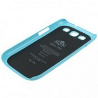 SGP Series Plastic Case for Samsung Galaxy SIII / i9300 (OEM) - Blue