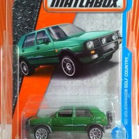 Matchbox VW Golf Country