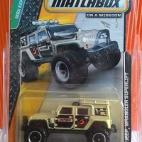 Matchbox Wrangler Superlift