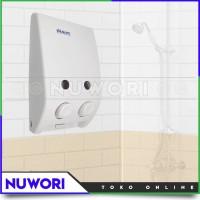 Liquid Dispenser (2 Button) / dispenser sabun | IDEALIFE | IL - ORG2
