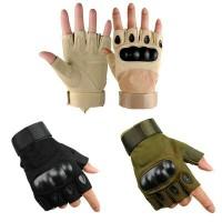 sarung tangan outdoor / tactical airsoft half glove