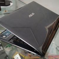 Laptop Asus A42F intel core i3 ram 4GB siap lembur