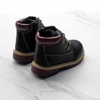 Sepatu kulit boots anak Timberland