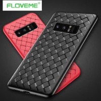 Luxury Grid Weaving Case For Samsung Galaxy S8 S8 Plus Note 8