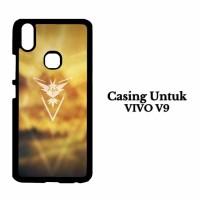 Casing VIVO V9 team instinct gold Hardcase Custom Case Se7enstores