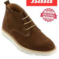 Sepatu Boots BATA Original - Cokelat
