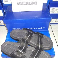 Yongki Komaladi Sandal Pria Branded kode UJS-54149