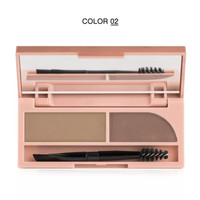 O.TWO.O CONTOUR 4 COLORS GROOMING POWDER MAKEUP IMPORT