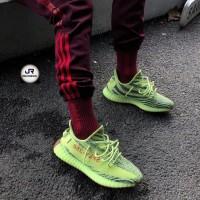 SEPATU SNEAKERS Adidas Yeezy Boost 350 V2 frozen yellow PREMIUM ORI