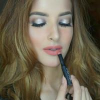 Elsheskin Matte Lipstik warna Rossana