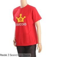 Harga 3 Second Logo DaftarHarga.Pw
