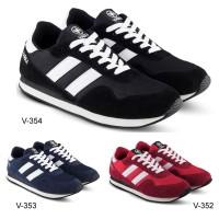 Sepatu Sneakers dan olahraga untuk lari Joging, sekolah, kuliat,