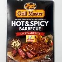 Harga marinade mix jay s grill master hot spicy bbq harga special | antitipu.com