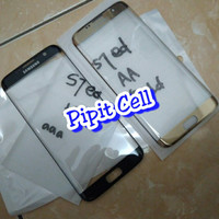 Kaca lcd Kaca depan Samsung S7 EDGE