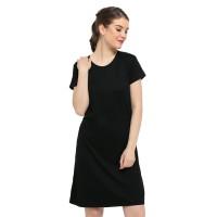 dnb - Mini Dress / M Polos / Hitam