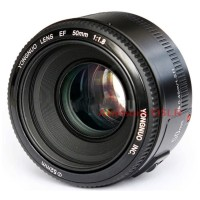 Jual Lensa Yongnuo EF 50mm F1.8 for Canon EOS Murah