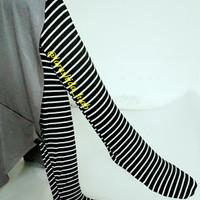 Celana legging wudhu motif salur best seller kualitas PREMIUM