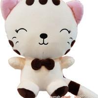 Boneka Kucing Lucu Cat ukuran kecil