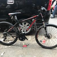 sepeda gunung united Sepeda Gunung MTB 26 Exotic ET 2651 21 Speed
