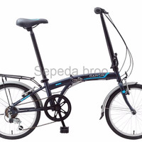 sepeda gunung united miami Sepeda Lipat Dahon SUV D6 Suede Blue