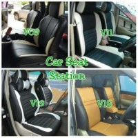 Sarung Jok Mobil Grand Avanza New Veloz (Lederlux) laris