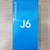 SAMSUNG GALAXY J6 | J 6 3/32 J600G LTE GARANSI RESMI