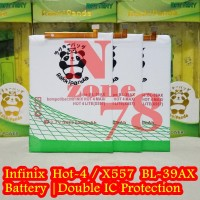 Baterai Infinix Hot 4 X557 BL-39AX Double IC Protection