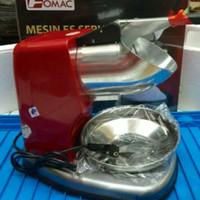Mesin Serut es Kepal Milo / Ice crusher Double Blade / 2 Mata Pisau