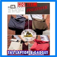 Tas Gadget Laptop Pria Wanita Remax Fashion Notebook Ba Diskon