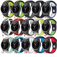 Strap silicon samsung gear s2 classic nike smart watch
