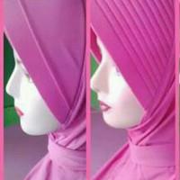 Kerudung Jilbab Hijab BHAYANGKARI PSH