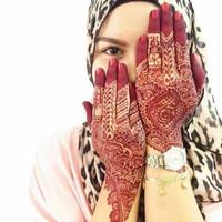 Daftar Harga Jasa Lukis Henna Pengantin Terbaru 2019 Cek Murahnya