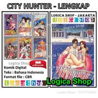 Komik Digital City Hunter Lengkap (ebook)