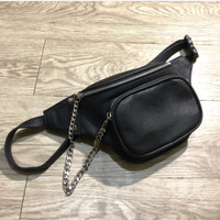 Tas wanita cewek branded waist pinggang kekinian supplier PnB Belt Bag